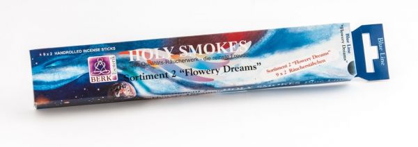 "Holy Smoke Sortiment 2 ""Flowery Dreams"""