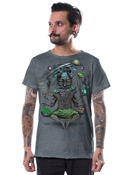 Saboosh Plazmalab Männer T-Shirt
