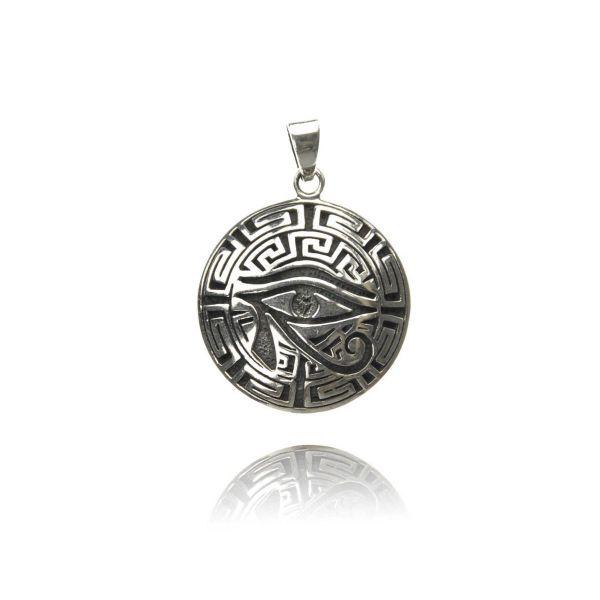 Auge des Horus Anhänger Silber