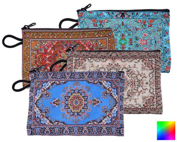 Miniatur Teppich-Mäppchen, Ausgeh-Portemonnaie