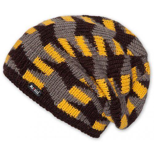 Moshiki Kinder-Wollmütze Tara Winter Strickmütze