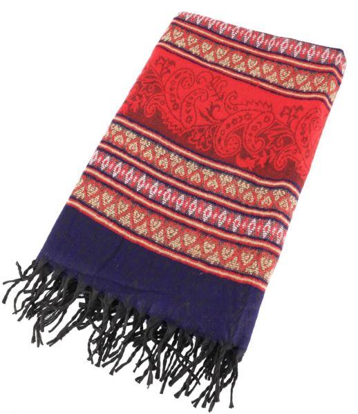 Pashmina Schal Inka Muster