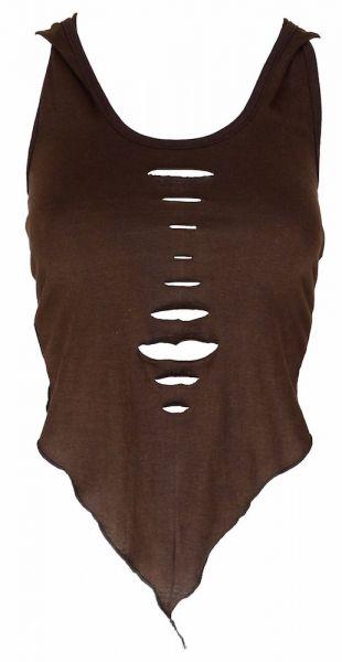Top mit Zipfelkapuze, Anki design