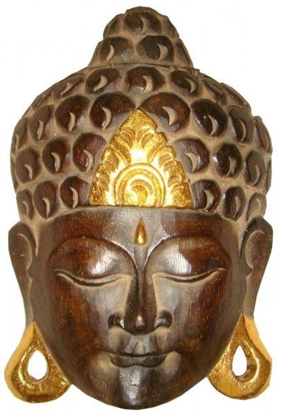 buddha wand maske