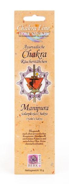 Manipura Solar-Plexus Chakra Räucherstäbchen