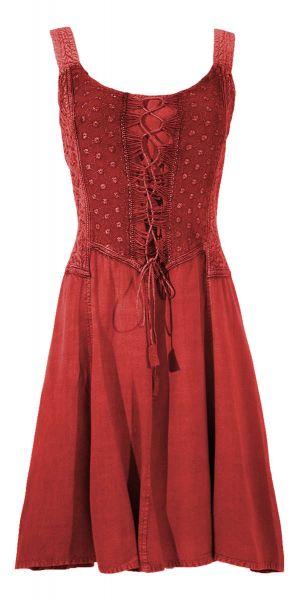 Coline Corsagen-Kleid, kurz