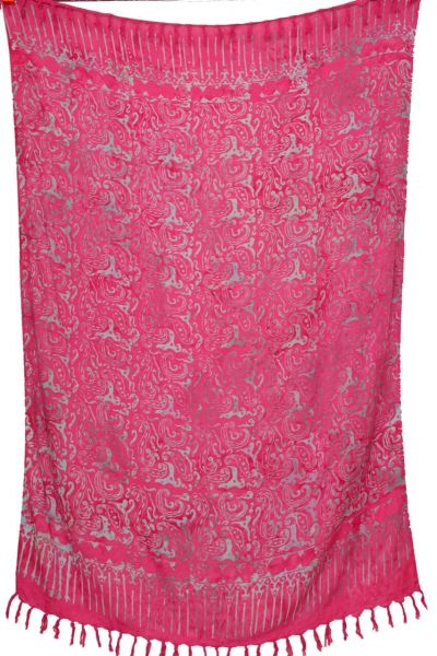 Pink Tuerkiser Lunghi Sarong
