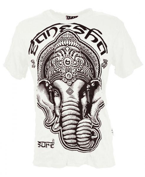 Sure design Ganesha T-Shirt Goa Männer Psywear