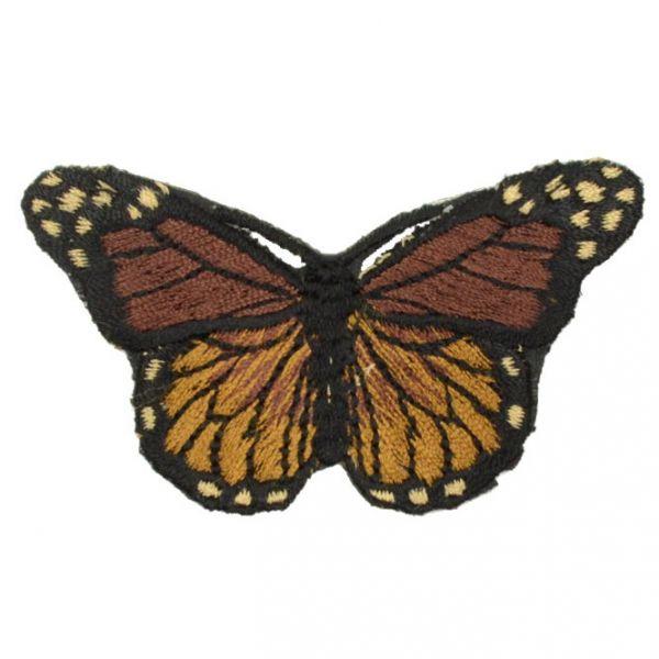 Schmetterling Aufnäher