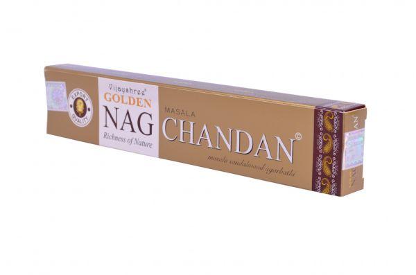 Golden NagChandan, Sandelholz Räucherstäbchen