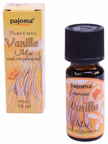 Vanille, Parfümöle