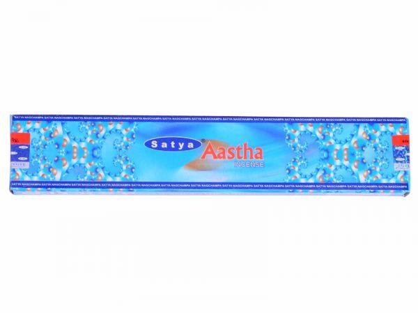 Aastha indische Räucherstäbchen Satya Sai Baba
