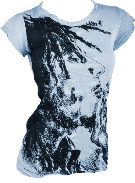 Bob Marley, Woman T-Shirt Sure design