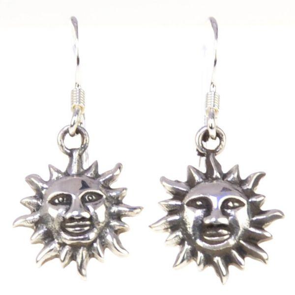 Sonne Ohrringe