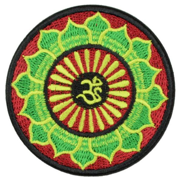 OM Patch Lotus