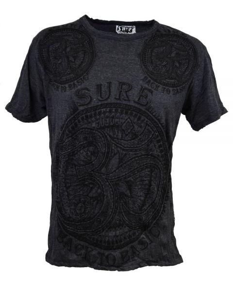 Sure design Om-Basic T-Shirt