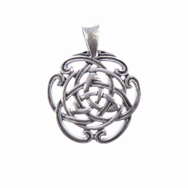 Keltischer Knoten, verziert