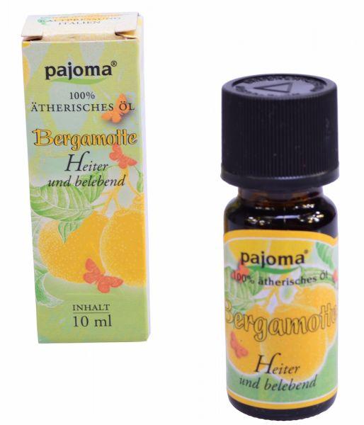 Bergamotte, Ätherisches Öl