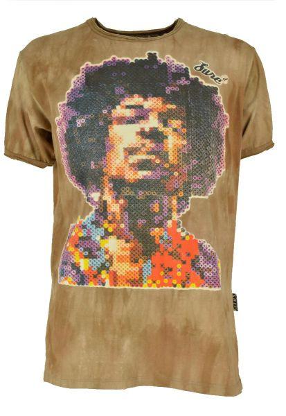 Jimmy Hendrix Batik T-Shirt