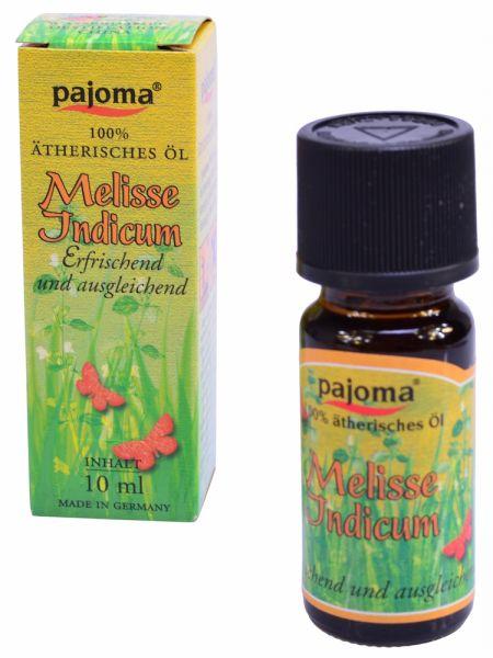 Melisse, Ätherisches Öl