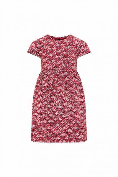 Tranquillo Kinder Jersey Kleid GOTS Bio Baumwolle