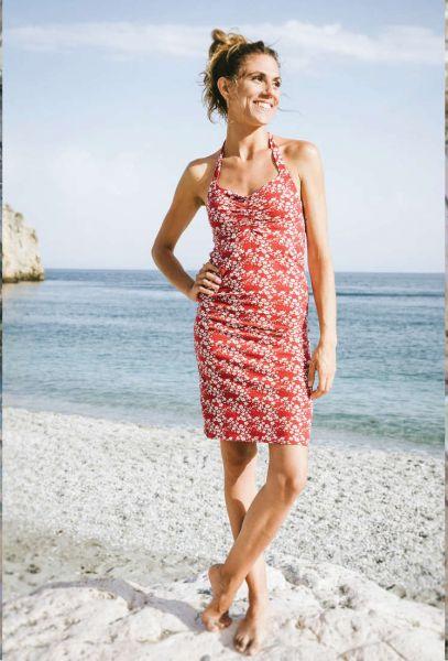 Uprise Sunny Beach Dress nachhaltige Hanfmode Kleid