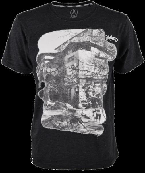 Bladebone Männer T-Shirt Flora Park