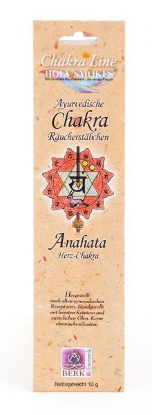 Anahata Herz Chakra Räucherstäbchen