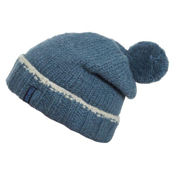 Tranquillo Bommelmütze Habito, Hellblau Winter Mütze