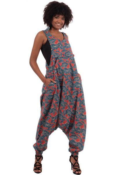 Chapati design Jumpsuit Dora Sommer Latzhose