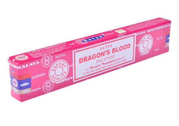 Satya Drachenblut Räucherstäbchen