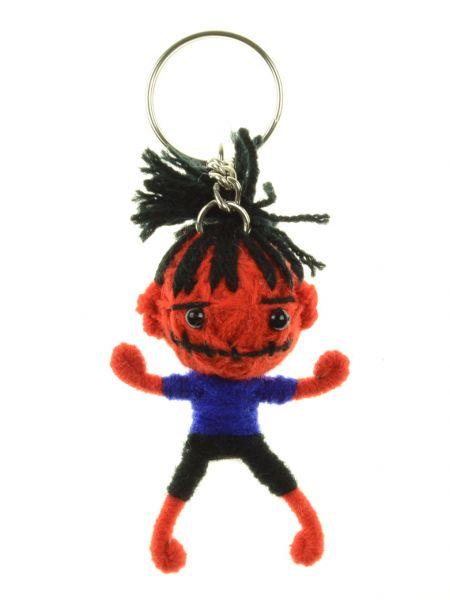 Struwelpeter Ugly-Doll Schlüsselanhänger
