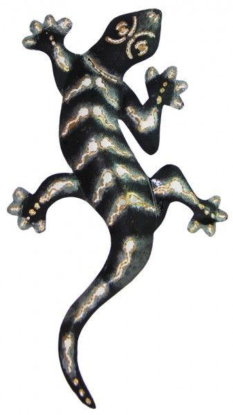 gecko wand schmuck dekoration