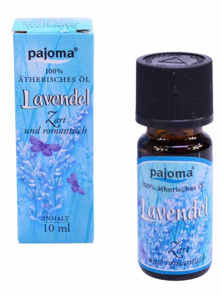 Lavendel, Ätherisches Öl