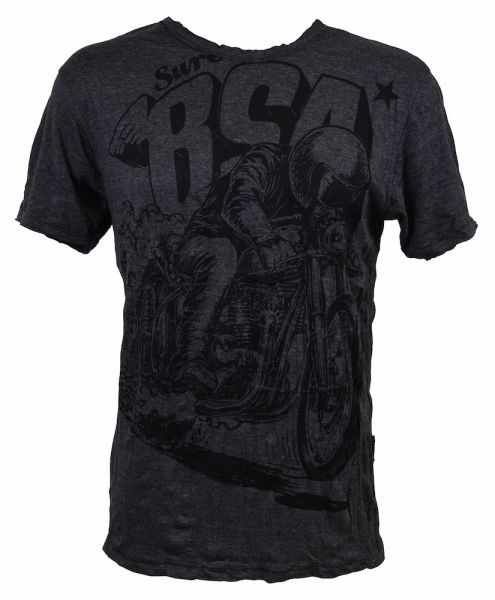 Sure design BSA-Motorrad T-Shirt