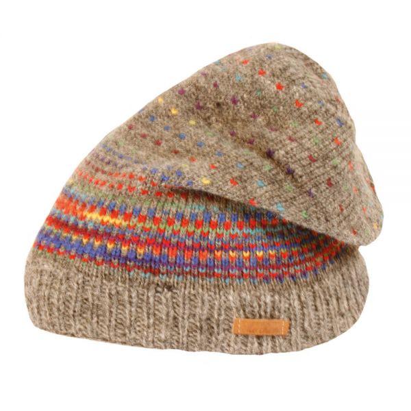Beanie Mütze Lance Regenbogen