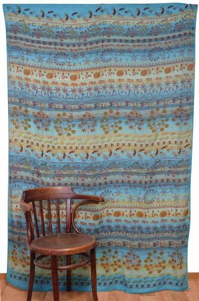 Handgewebtes indisches Wandtuch