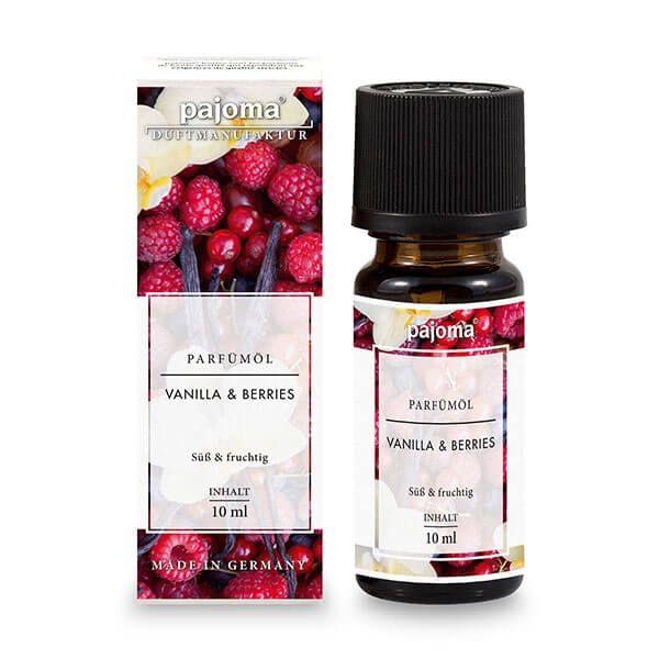 Vanilla Berries Duftöl
