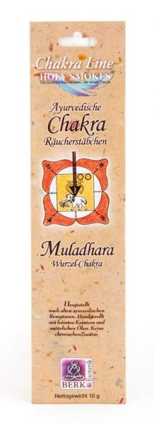 Muladhara Basis Chakra Räucherstäbchen