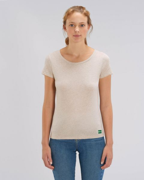 Oikos Woman Basic T-Shirt