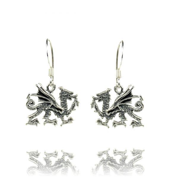 Drachen Ohrringe