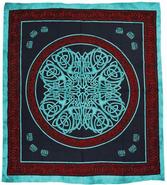 Keltischer Knoten, Tagesdecke